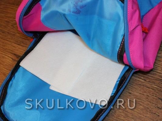 Обзор рюкзака