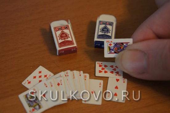 колода игральных карт