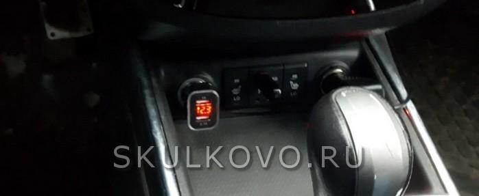 автомобильная зарядка для телефона